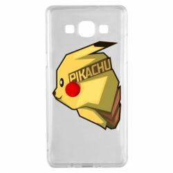 Чохол для Samsung A5 2015 Pikachu