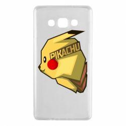 Чохол для Samsung A7 2015 Pikachu