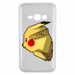 Чохол для Samsung J1 2016 Pikachu