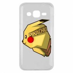 Чохол для Samsung J2 2015 Pikachu