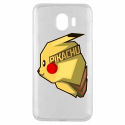 Чохол для Samsung J4 Pikachu