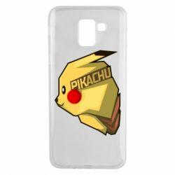 Чохол для Samsung J6 Pikachu