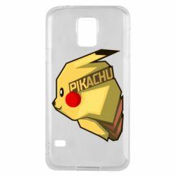Чохол для Samsung S5 Pikachu