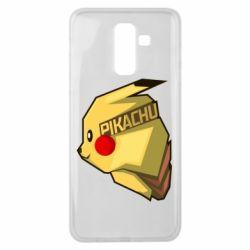 Чохол для Samsung J8 2018 Pikachu