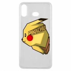 Чохол для Samsung A6s Pikachu