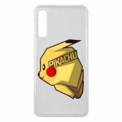 Чохол для Samsung A7 2018 Pikachu
