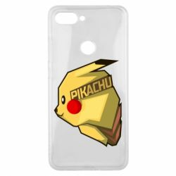 Чохол для Xiaomi Mi8 Lite Pikachu