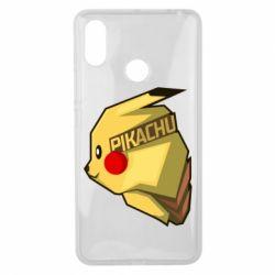 Чохол для Xiaomi Mi Max 3 Pikachu