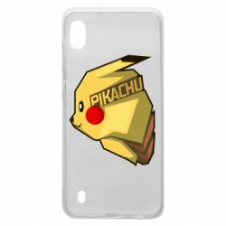 Чохол для Samsung A10 Pikachu