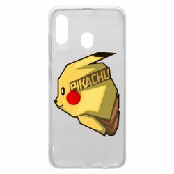 Чохол для Samsung A20 Pikachu