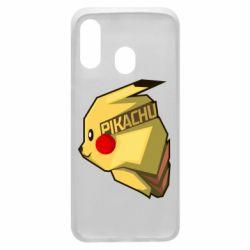 Чохол для Samsung A40 Pikachu