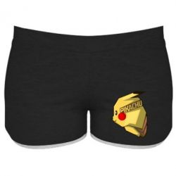 Женские шорты Pikachu - FatLine
