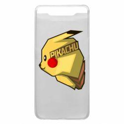 Чохол для Samsung A80 Pikachu