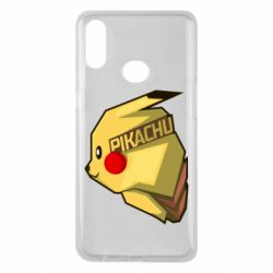 Чохол для Samsung A10s Pikachu