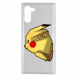 Чохол для Samsung Note 10 Pikachu