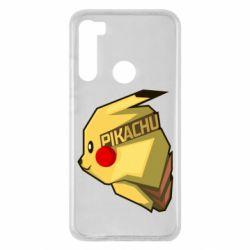Чохол для Xiaomi Redmi Note 8 Pikachu