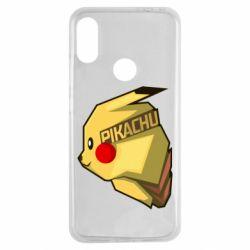 Чохол для Xiaomi Redmi Note 7 Pikachu