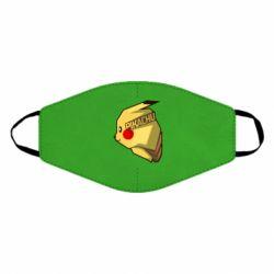 Маска для обличчя Pikachu