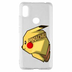 Чохол для Xiaomi Redmi S2 Pikachu