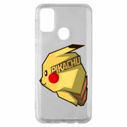 Чохол для Samsung M30s Pikachu