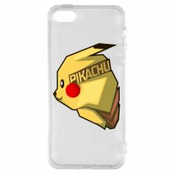 Чохол для iphone 5/5S/SE Pikachu
