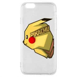 Чохол для iPhone 6/6S Pikachu