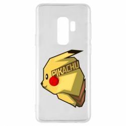 Чохол для Samsung S9+ Pikachu