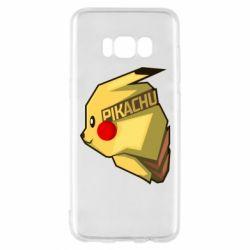 Чохол для Samsung S8 Pikachu