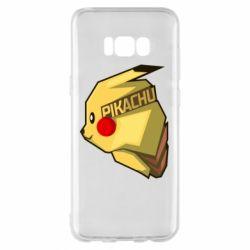 Чохол для Samsung S8+ Pikachu