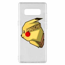 Чохол для Samsung Note 8 Pikachu