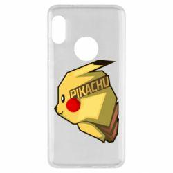 Чохол для Xiaomi Redmi Note 5 Pikachu