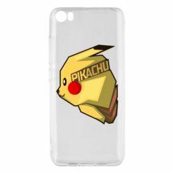 Чохол для Xiaomi Mi5/Mi5 Pro Pikachu