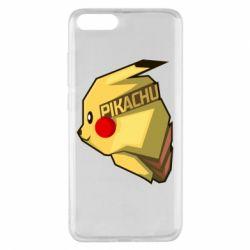 Чохол для Xiaomi Mi Note 3 Pikachu