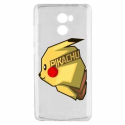 Чохол для Xiaomi Redmi 4 Pikachu