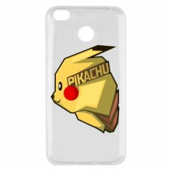 Чохол для Xiaomi Redmi 4x Pikachu