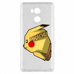 Чохол для Xiaomi Redmi 4 Pro/Prime Pikachu