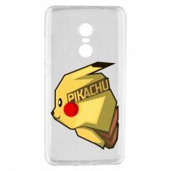 Чохол для Xiaomi Redmi Note 4 Pikachu