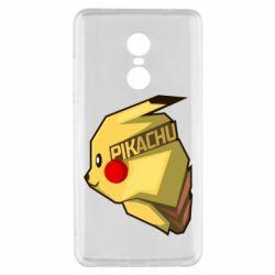 Чохол для Xiaomi Redmi Note 4x Pikachu