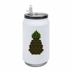 Термобанка 350ml Pineapple cat