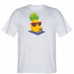 Чоловіча футболка Pineapple with coconut
