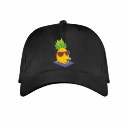 Дитяча кепка Pineapple with coconut