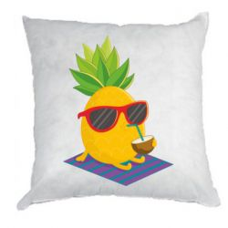 Подушка Pineapple with coconut