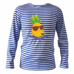 Тільник з довгим рукавом Pineapple with coconut
