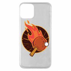 Чехол для iPhone 11 Ping pong