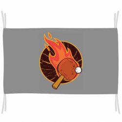 Флаг Ping pong