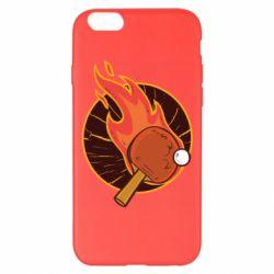 Чехол для iPhone 6 Plus/6S Plus Ping pong