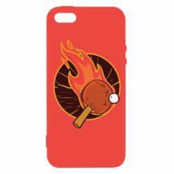 Чехол для iPhone5/5S/SE Ping pong