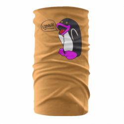 Бандана-труба Пингвин Линукс