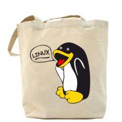 Сумка Пингвин Линукс - FatLine