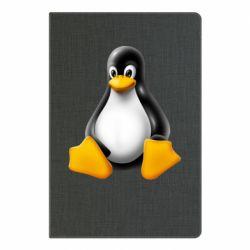 Блокнот А5 Пингвин Linux
